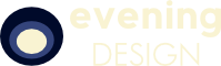 Evening Design Logo