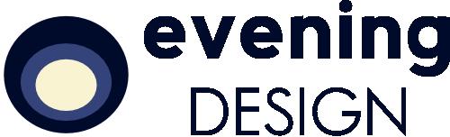 Evening Design Logo